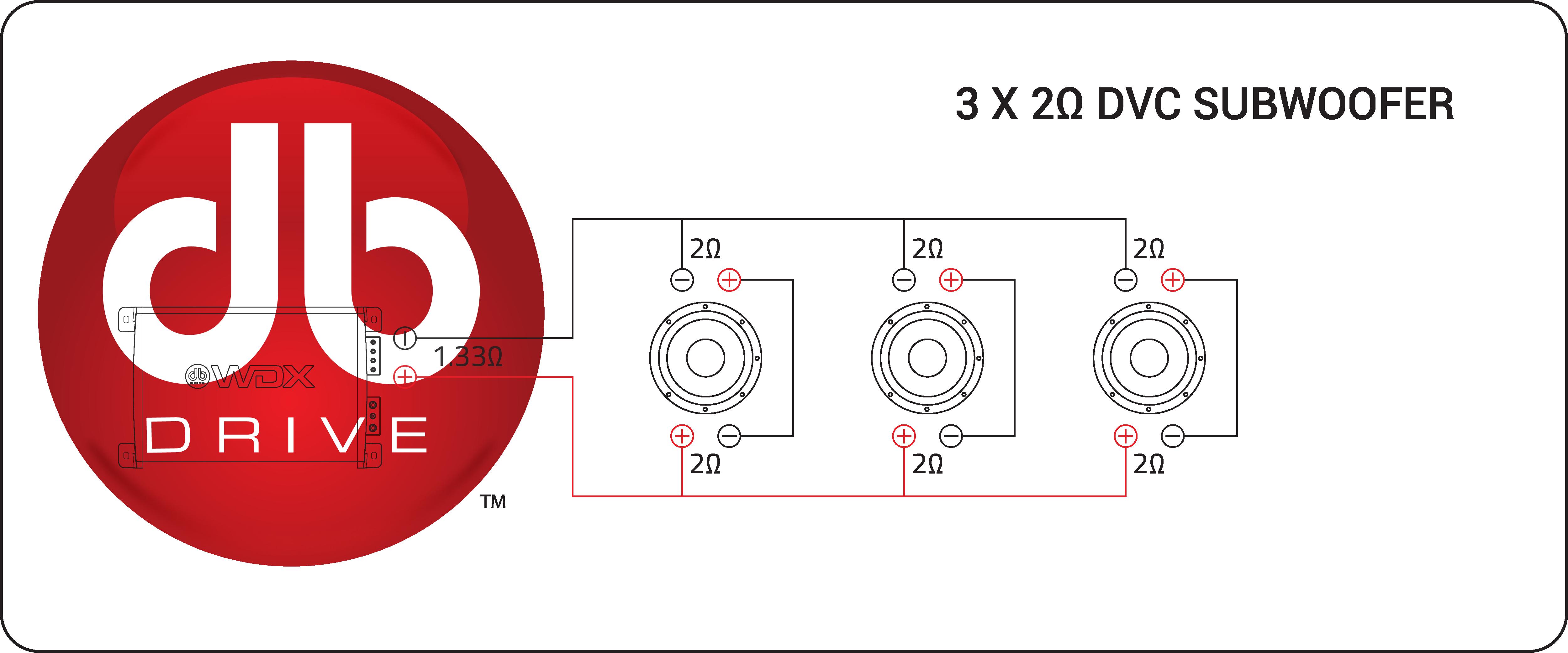 Wiring Diagram For 4 2 Ohm Sub