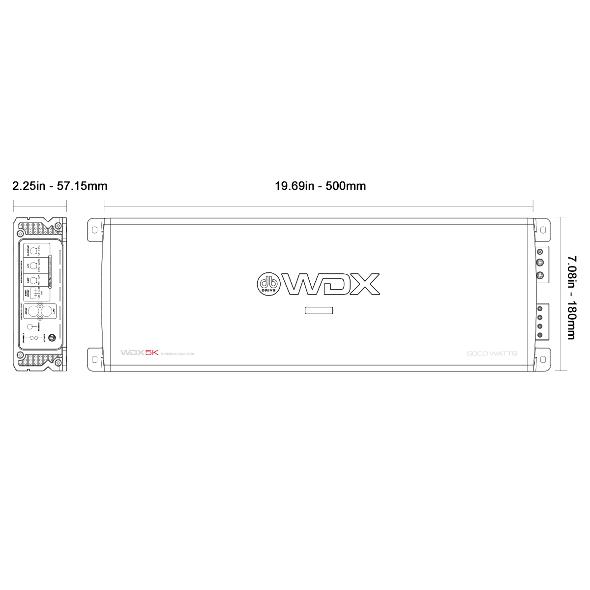 5000 watts amplifier schematic diagrams wdx 5k     db drive  wdx 5k     db drive